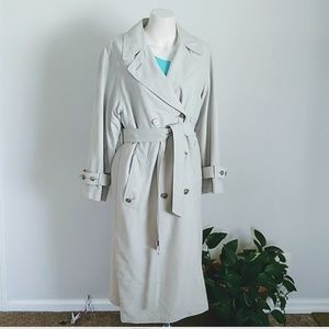 Fleet Street Trench raincoat jacket